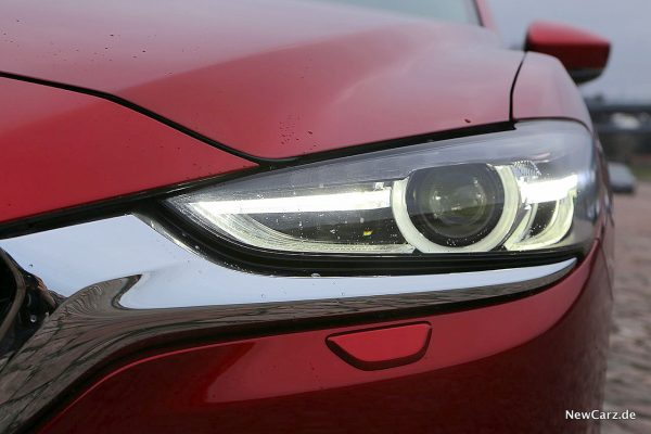Mazda6 2019 Scheinwerfer