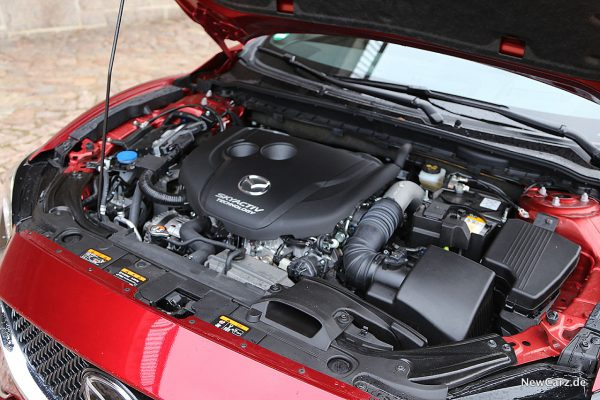 Mazda6 2019 Motorraum