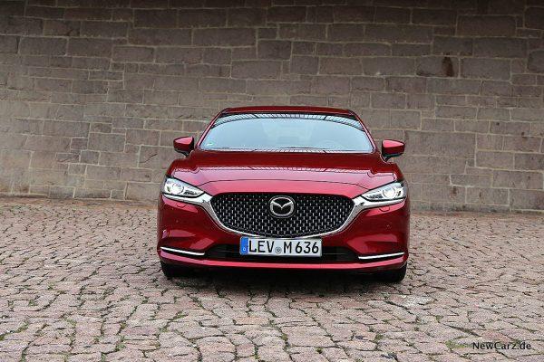 Mazda6 2019 Front