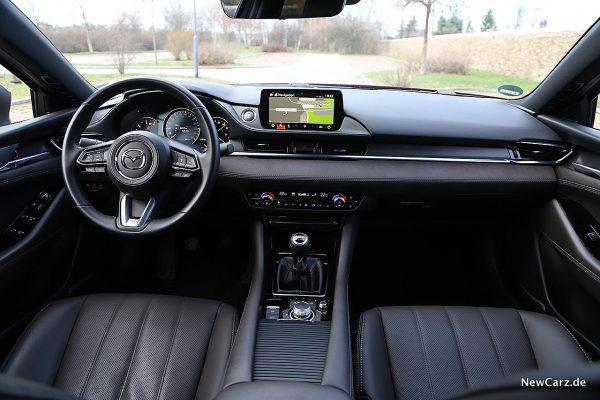 Mazda6 2019 Instrumententafel