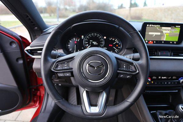 Mazda6 2019 Lenkrad