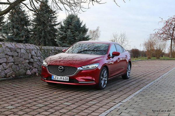 Mazda6 2019 schräg vorne links