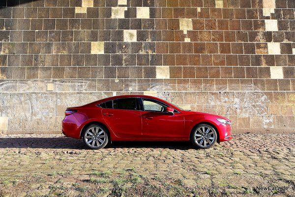 Mazda6 2019 Seite