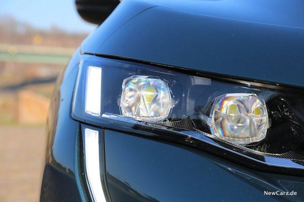 Peugeot 508 GT LED-Scheinwerfer