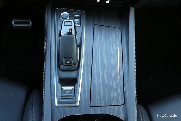Peugeot 508 GT Wahlhebel