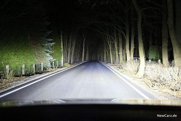 Peugeot 508 GT Fernlicht