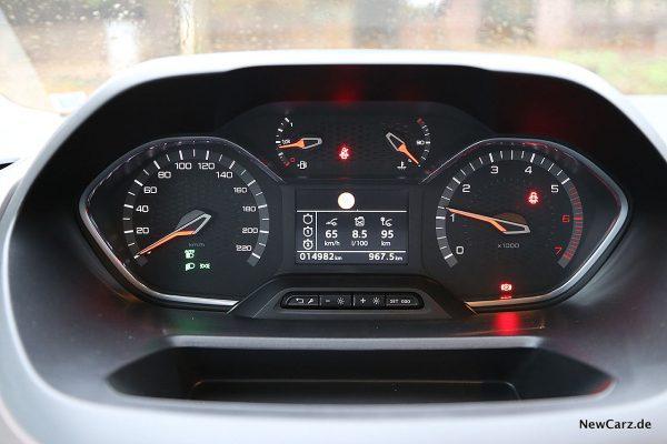 Peugeot Rifter Verbrauch