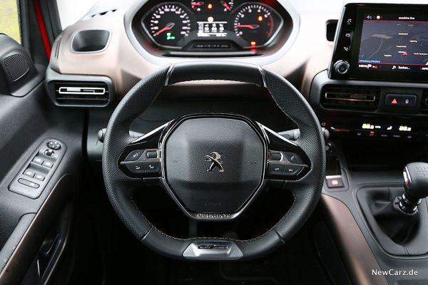 Peugeot Rifter Lenkrad