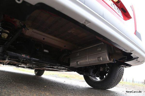 Peugeot Rifter Endrohr