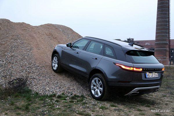 Range Rover Velar Offroad