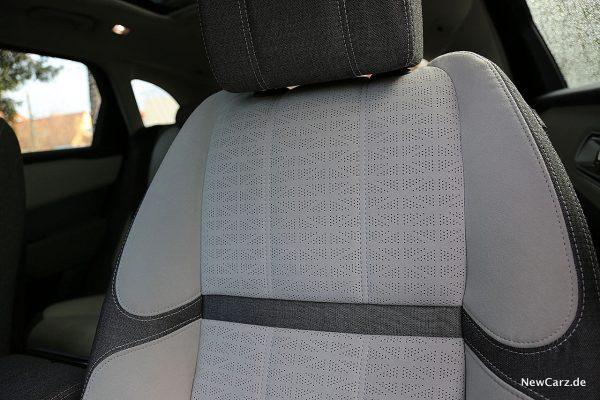 Range Rover Velar Sitzbezug