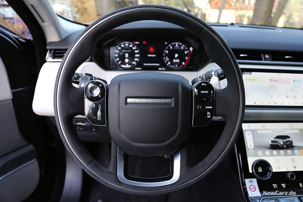 Range Rover Velar Lenkrad