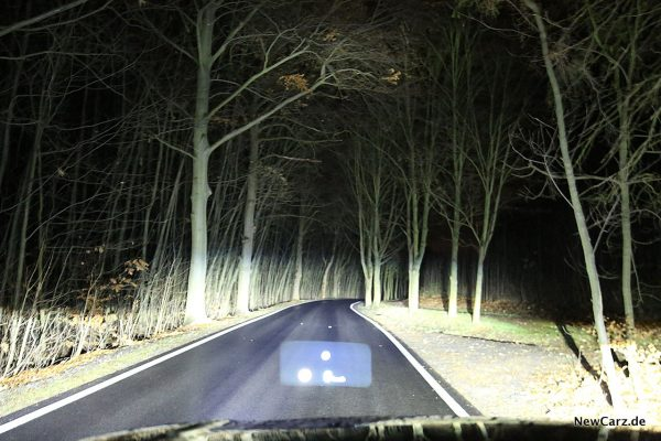 Range Rover Velar Fernlicht