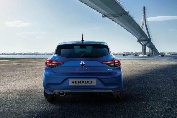 Renault Clio 2019 Heck