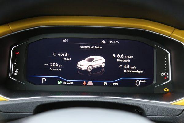 VW T-Roc Verbrauch