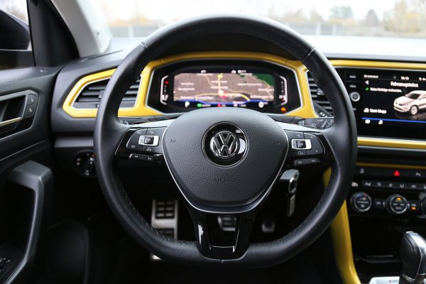 VW T-Roc Lenkrad