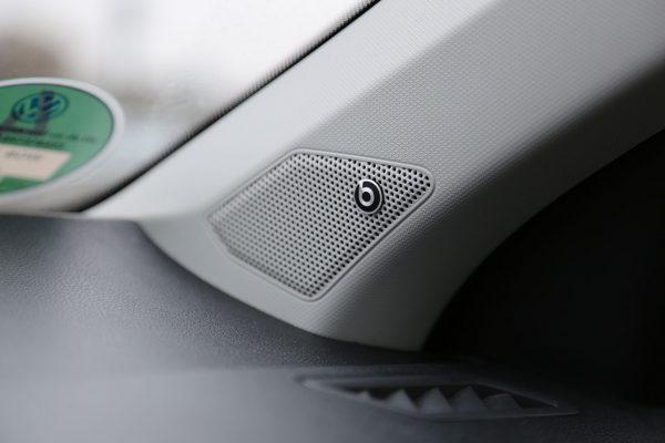 VW T-Roc Beats-Speaker
