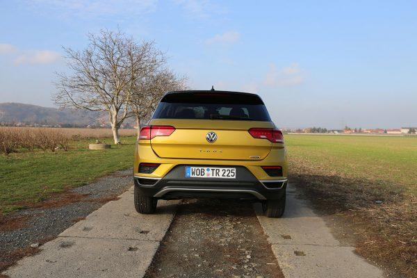 VW T-Roc Heck