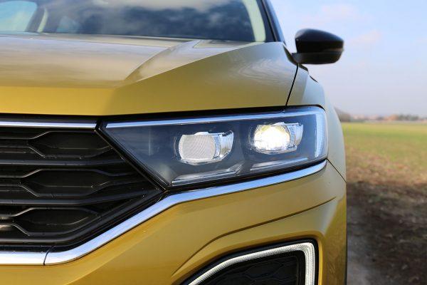 VW T-Roc LED-Scheinwerfer