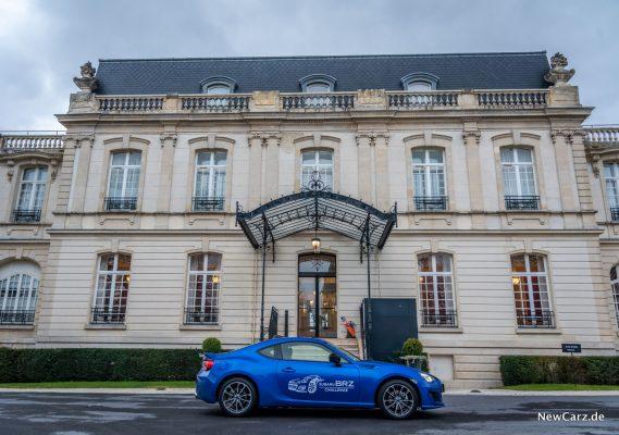 Subaru BRZ Challenge Reims
