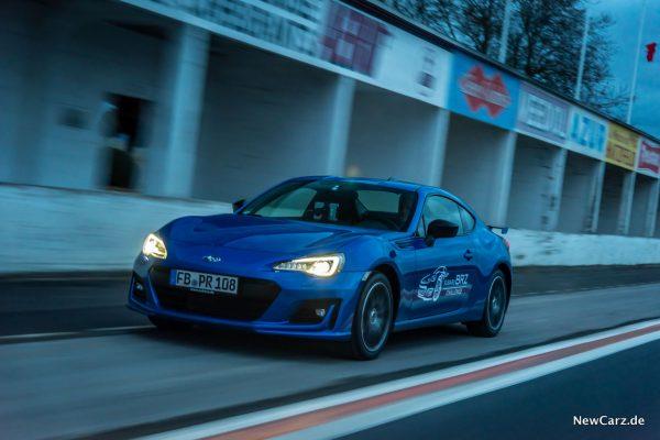 Subaru BRZ Challenge Frankreich