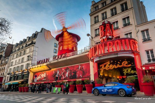 Subaru BRZ Challenge Moulin Rouge