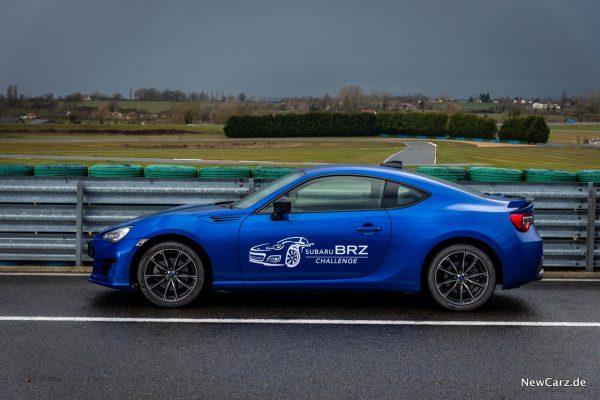 Subaru BRZ Challenge Magny Cours