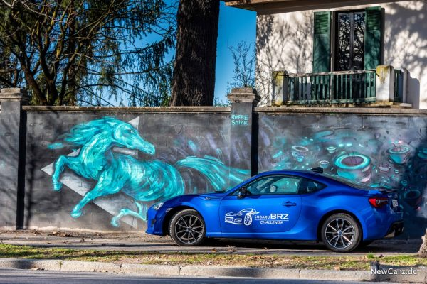 Subaru BRZ Challenge Milano