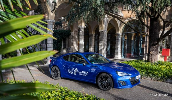 Subaru BRZ Challenge Brescia