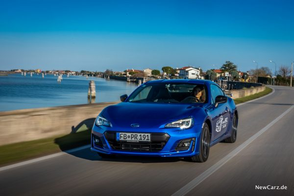 Subaru BRZ Challenge Jesolo