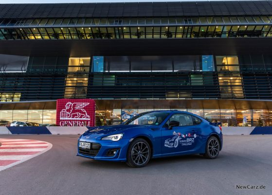 Subaru BRZ Challenge Spielberg