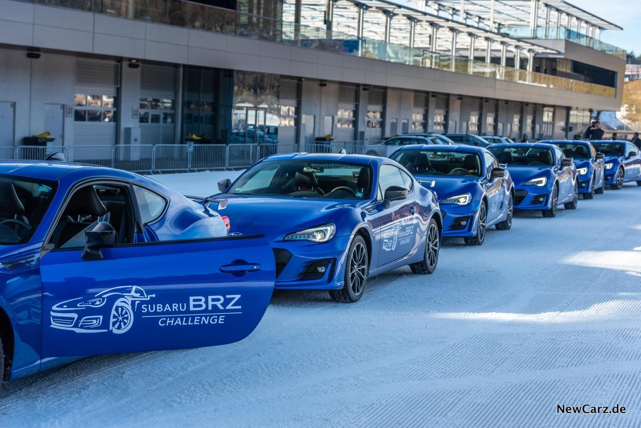 Subaru BRZ Challenge