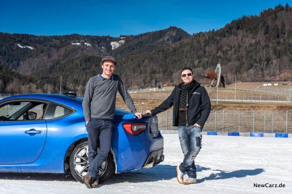 Subaru BRZ Challenge Tim Schrick Angelo Engel