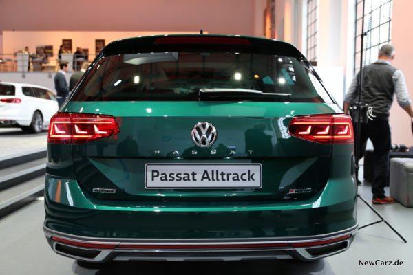 VW Passat Facelift Alltrack