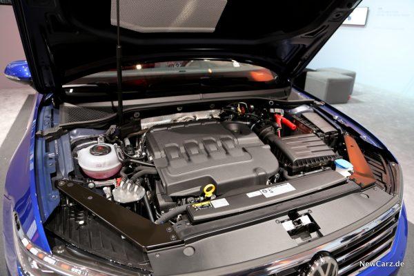 VW Passat Facelift Motor