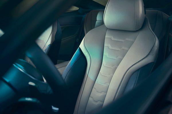 BMW M850i x-Drive First Edition Fahrersitz