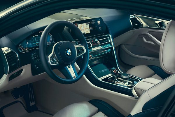 BMW M850i x-Drive First Edition Interieur