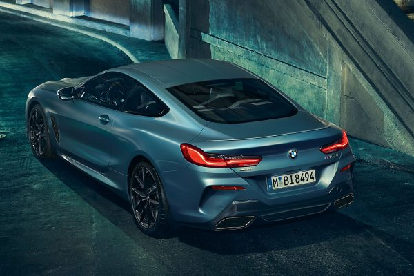 BMW M850i x-Drive First Edition