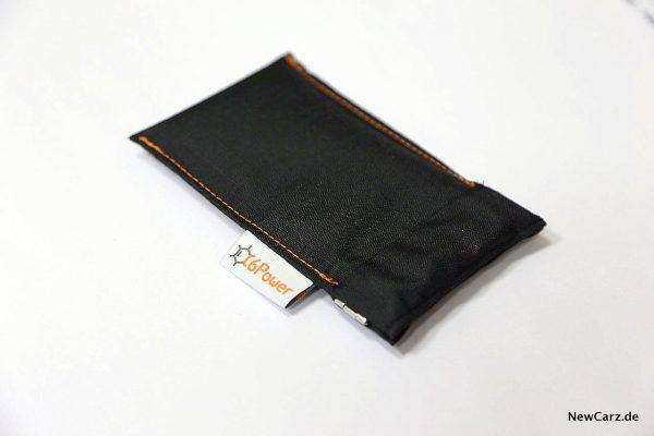 C6Power Diebstahlschutztasche