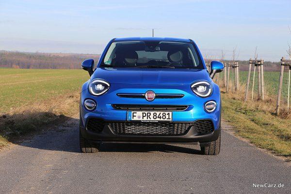 Fiat 500X Urban Front