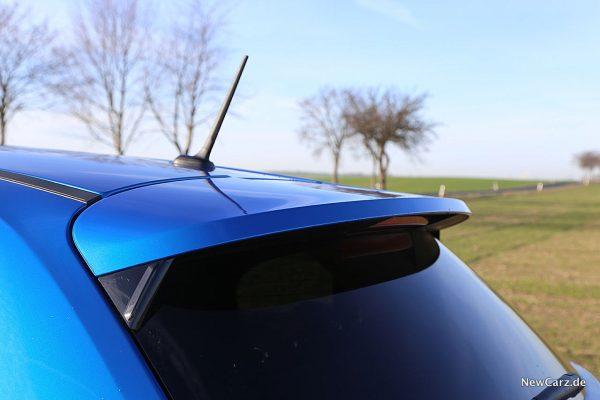 Fiat 500X Urban Dachspoiler