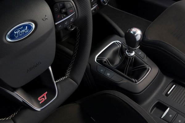Ford Focus ST 2019 Schaltgetriebe