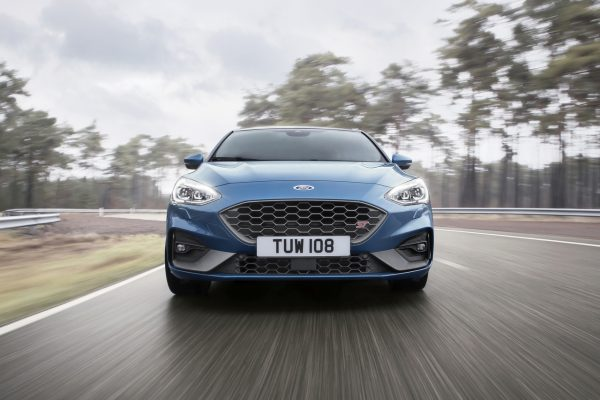 Ford Focus ST 2019 Front