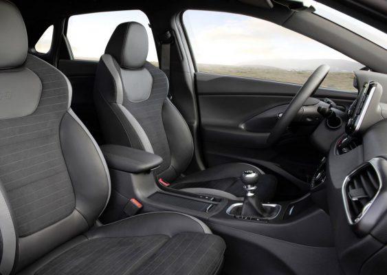 Interieur des Hyundai i30 Fastback N Line