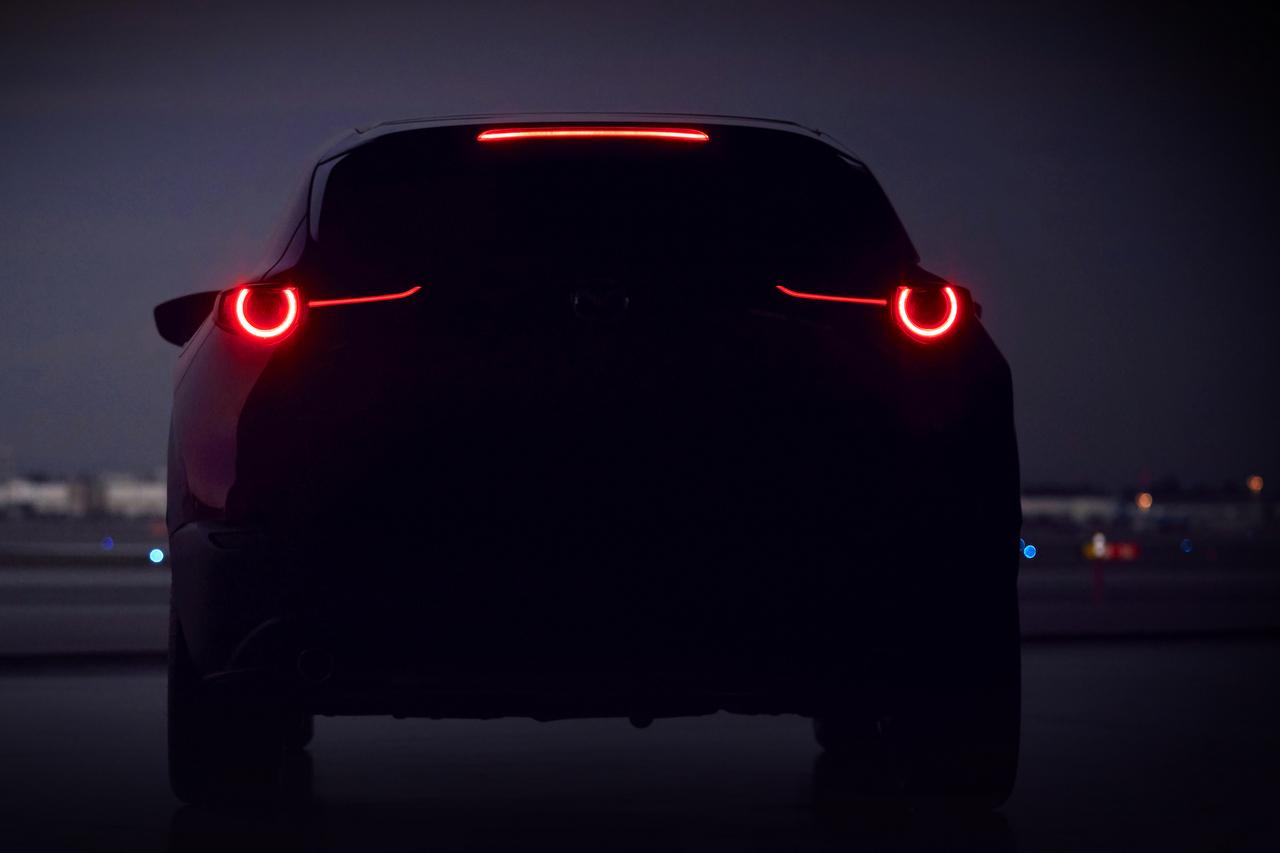Mazda CX Premiere