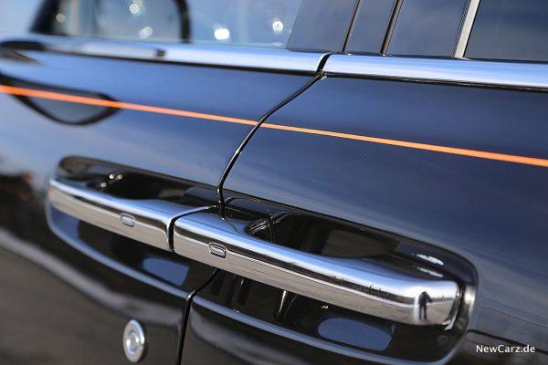 Rolls-Royce Cullinan Türgriffe