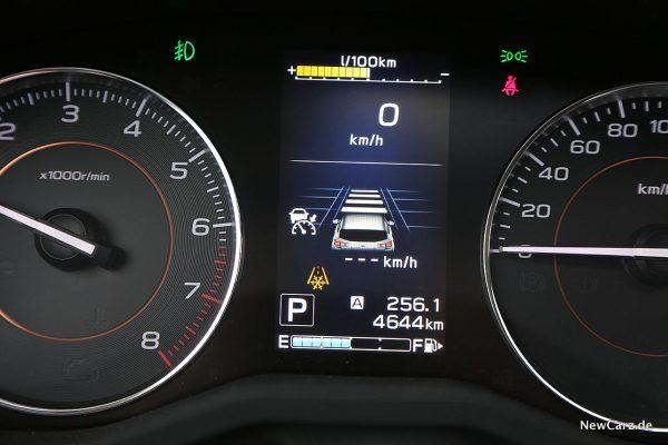 Subaru XV Abstandstempomat