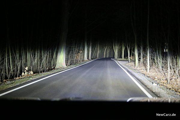 Subaru XV Fernlicht
