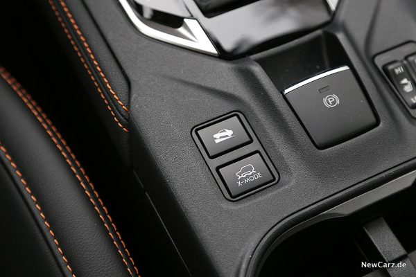 Subaru XV X-Mode
