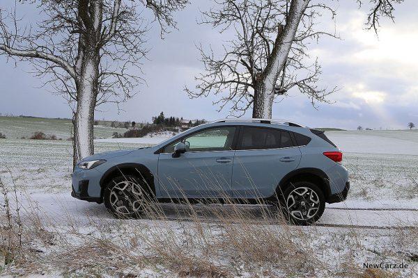 Subaru XV Seite